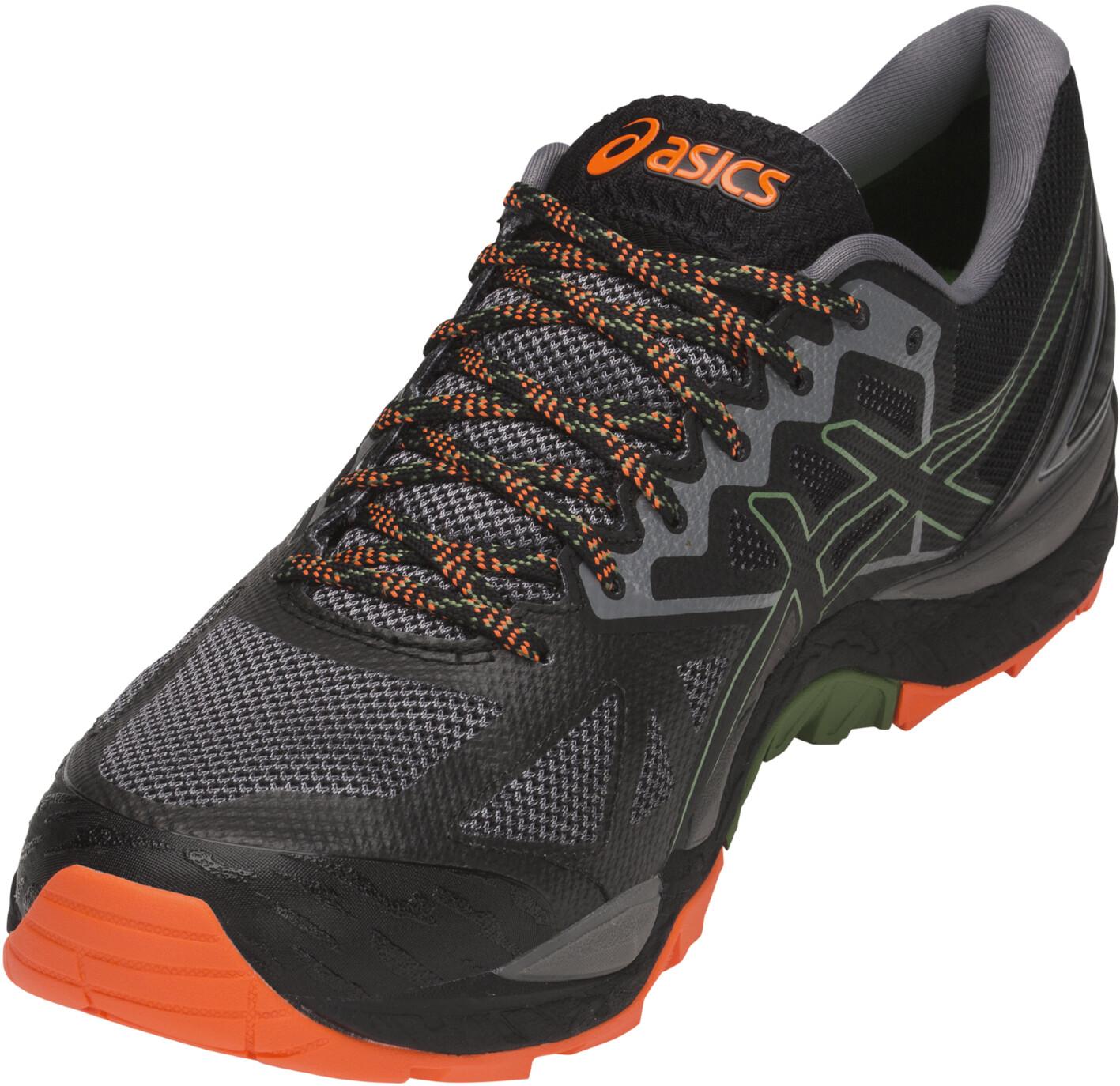 3d57b2a25e2978 asics Gel-Fujitrabuco 6 G-TX Shoes Men Carbon Black